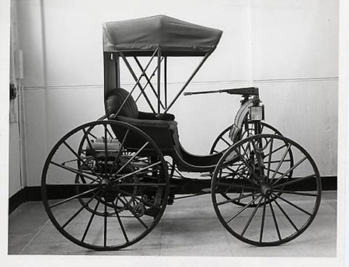 The RCF Weather report & Extra-bit. The first car. No, not a Ford!!